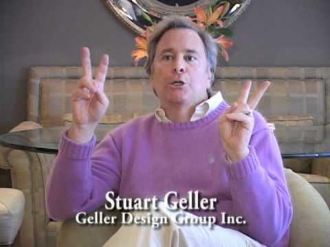 "Stuart Geller Interior Designer - NBC ""Best of The Best"" Interview"