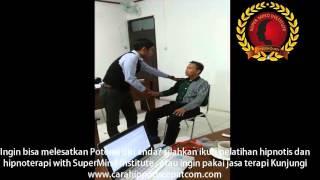 www.carahipnotiscepatcom.com - Pelatihan Hipnotis Hipnoterapi induksi cepat jarak jauh IBH Jakarta