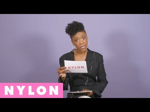 Samira Wiley Plays 'Guess The Lesbian Headline' | Cover Stars