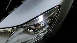 Светодиодные лампочки габаритных огней Шкода Октавия А5   Skoda Octavia A5