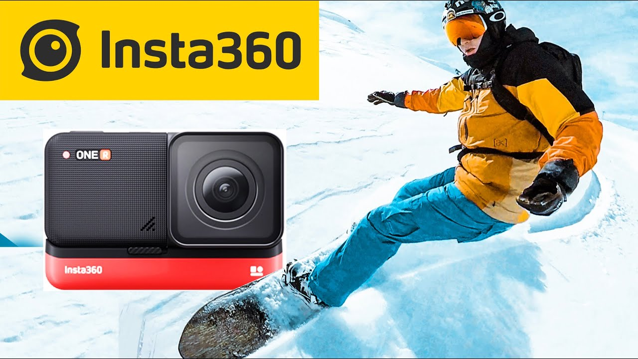 BEST 360 CAMERA. Insta360 One X Snowboarding Test. Best Ski Resort in Switzerland. Powder in LAAX.