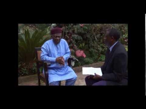 Aitelevision online production - Cameroon: JOHN FRU NDI