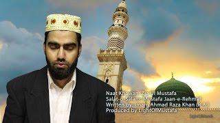 12 - Mustafa Jaan-e-Rehmat [Salaat O Salam] (Kalam-e-Ala Hazrat) - LightOfMustafa