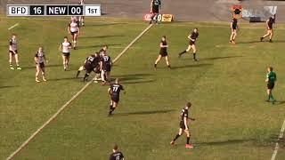 Anesu Mudoti Rugby League Highlights