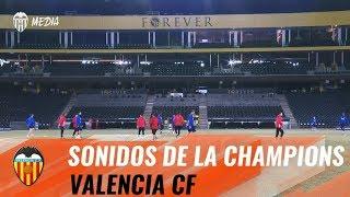 YOUNG BOYS - VALENCIA CF I LOS SONIDOS DE LA CHAMPIONS