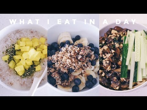 What I Eat in a Day (Asian) 🍲Cook with me!