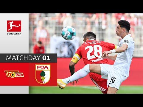 Union Berlin - FC Augsburg 1-3 | Highlights | Matchday 1 – Bundesliga 2020/21