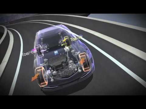 2017 Acura Rlx Video Precision All Wheel Steer
