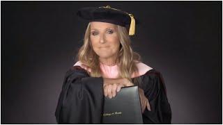 Celine Dion - Berklee College of Music Commencement Address 2021