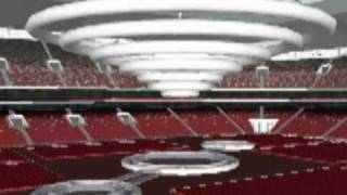 EUROVISION 2012 STAGE DESIGN - NATIONAL STADIUM IN WARSAW [POLAND]