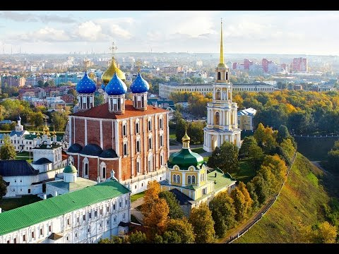 Тайны земли Рязанской. Тайны Большого Золотого кольца России