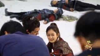Hậu Trường Sở Kiều Truyện Tập Cuối - Đoàn Phim Ăn Mừng -Hồ Băng Không Tưởng