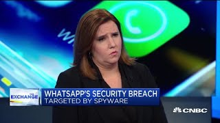 Here's what you need to know about WhatsApp's security breach