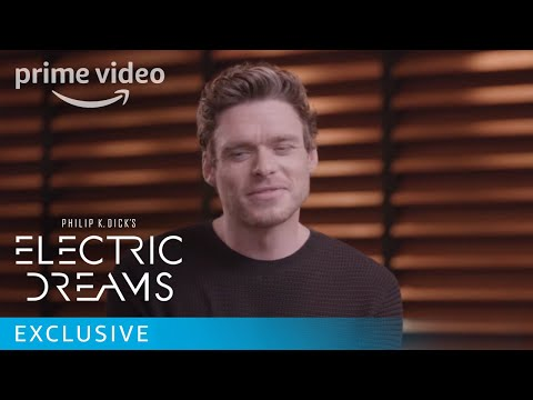 Philip K. Dick's Electric Dreams  Behind the s with Richard Madden HD  Prime Video