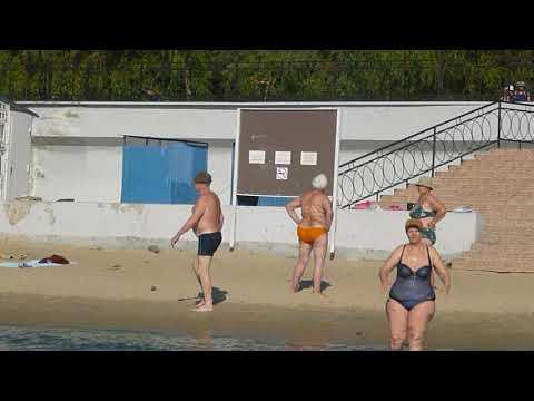 Пляж Тополек