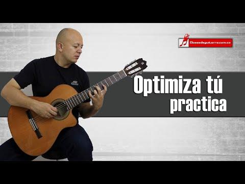 Como practicar guitarra de forma efectiva, optimizar el tiempo y progresar mas rápido
