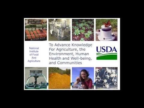 The USDA SBIR Program: From Submission to Award