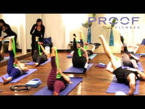 Studio Proof: Mat Pilates At Proof Fitness In Lexington KY