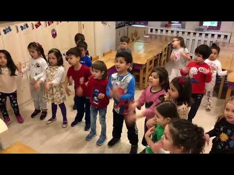 Etki Okulları  -  Neptün Sınıfı İngilizce Dersinde :)