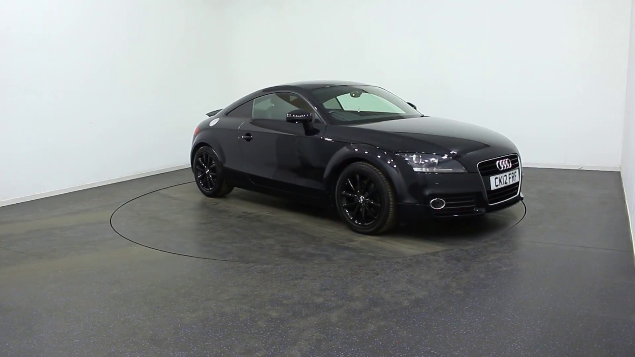 ck12frf audi tt 1 8 tfsi sport 2d auto 160 bhp youtube. Black Bedroom Furniture Sets. Home Design Ideas