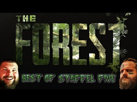 Best of-THE FOREST 🌿 (Staffel 5) Gronkh und Tobinator