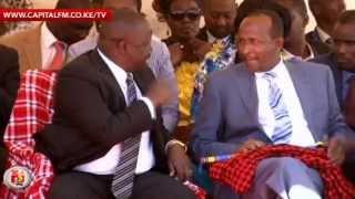 Governor Ruto, Duale clash over referendum