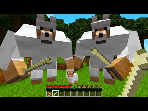 CURSED MINECRAFT BUT IT'S UNLUCKY LUCKY FUNNY MOMENTS PART 14