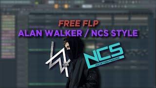 FREE Alan Walker / NCS Style? | FLP + Presets |