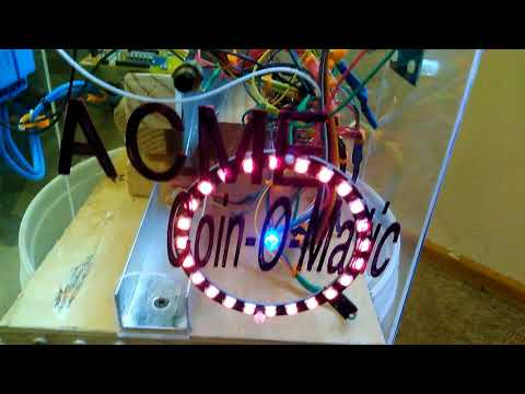 Coin-O-Matic Token Dispenser: 11 Steps