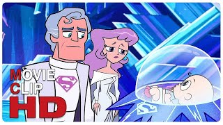Man Of Steel Scene | TEEN TITANS GO TO THE MOVIES (2018) Movie CLIP HD