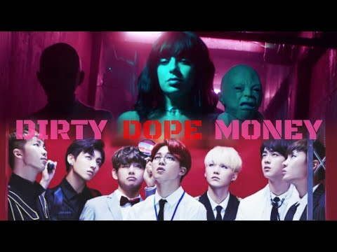 David Guetta & Afrojack ft. Charli XCX, French Montana & BTS - Dirty Sexy Money x DOPE (MASHUP)