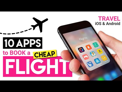 Top 10 Free Travel Apps To Book Cheap Flights In 2019