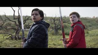THE KID WHO WOULD BE KING | TRAINING | 2019