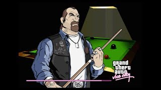 Grand Theft Auto Vice City 100% Completion Gang Mission Episode 4 Mitch Baker Tommy 2 Wheels Trophy