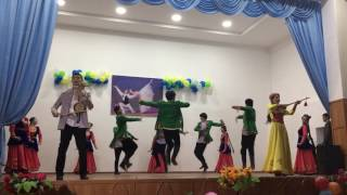 カラカラパクスタンのダンス その8