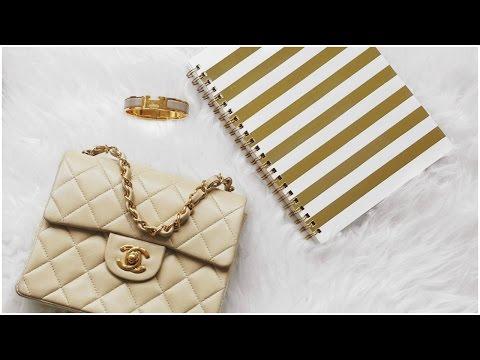 Bag collection : mes petits sacs (Louis Vuitton, Chanel,…) ▲ lepointJenn ▲