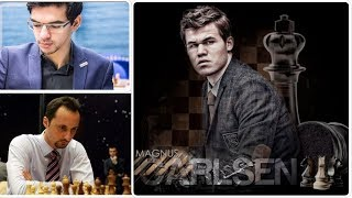 The Top 5 Highest Ranked Chess Players in the World 2018