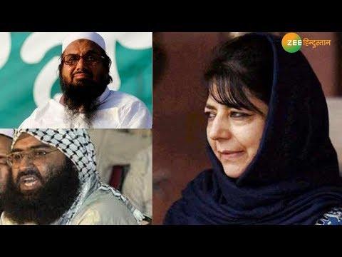 Pulwama Attack: Mehbooba का फिर जगा 'पाक प्रेम', Imran Khan को एक मौका देने की बात