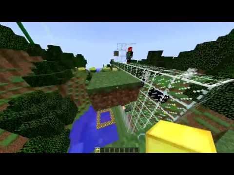 Minecraft NOTCH Speed Race