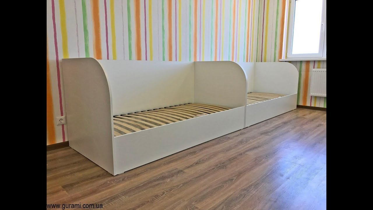 Детская раскладная кровать своими руками 87