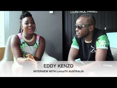 EDDY KENZO INTERVIEW WITH LmioaTV AUSTRALIA