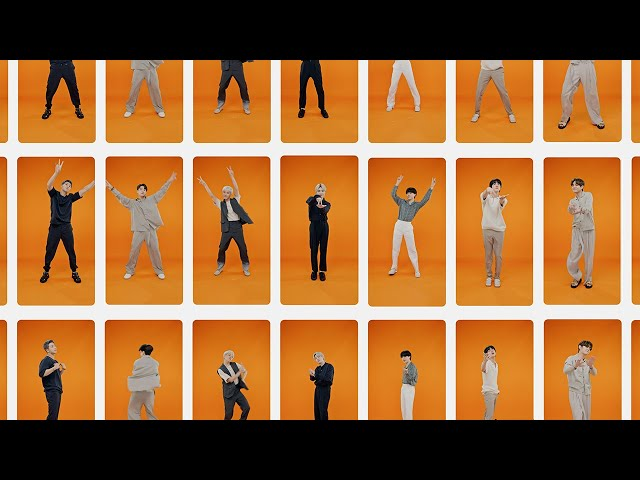 Join the BTS #PermissiontoDance Challenge