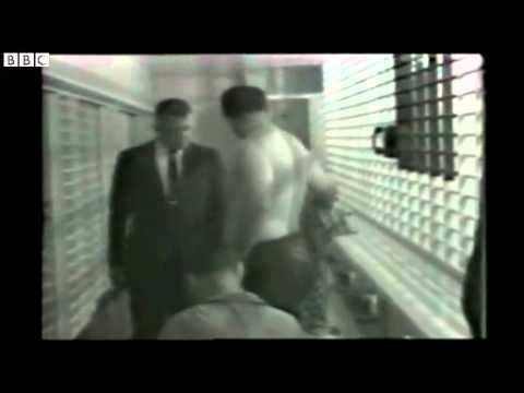 Luther King killer Footage shows James Earl Ray in custody