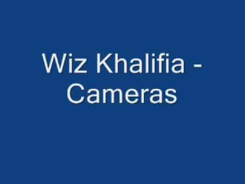 Wiz Khalifa - Cameras (With Download Link) With Lyrics