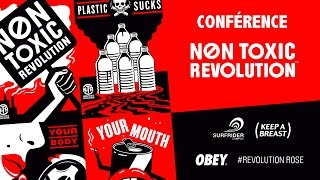 Conférence : Non Toxic Revolution