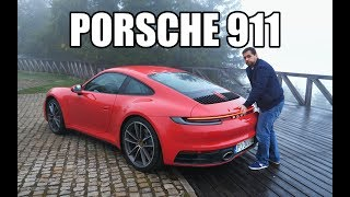 Porsche 911 Carrera S 992 (ENG) - Test Drive and Review