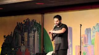Kabir Signh live at the Punch Line San Francisco