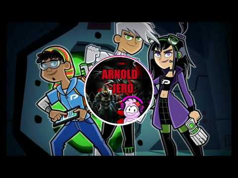 👻Danny Phantom Theme Song Trap Remix