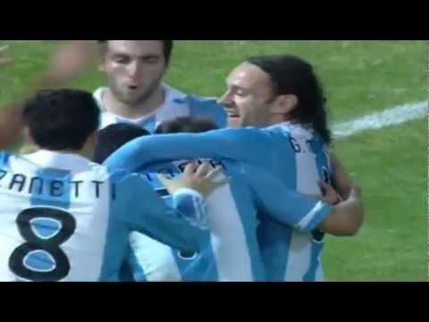 Argentina vs Costa Rica 3-0 (Kun Aguero,Kun Aguero,Di Maria) - Copa America 2011