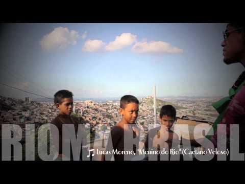 RIOMA DocumentaRIO - FAVELA É FAVELA. Lucas Moreno, Crianças e Percussões no Alemão